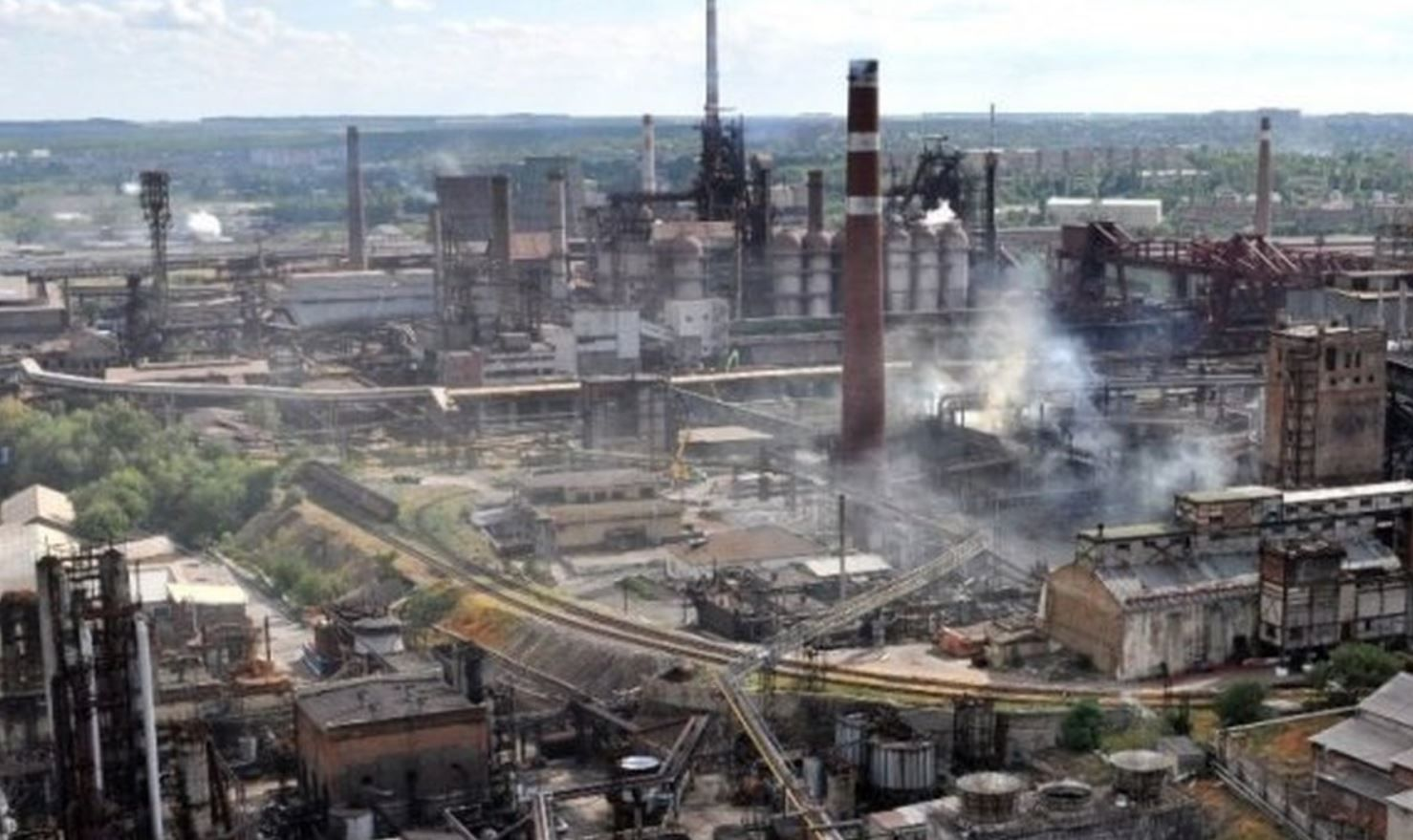Нового инвестора Донецкого металлургического завода освободили от «налогов»