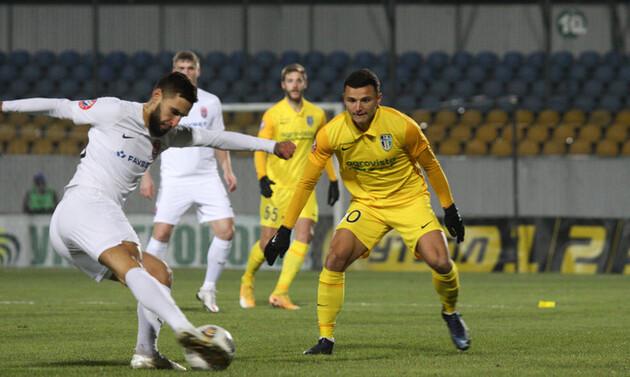 «Заря» вышла в финал Кубка Украины. Исход встречи решил последний гол по пенальти