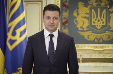 Зеленский позвал Путина поговорить на оккупированном Донбассе