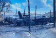 Сгорели 4 бензовоза. Появились подробности пожара в воинской части Рубежного