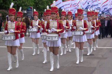 В Луганске отменили парад к первому мая