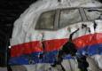 В Гааге показали осколки ракет, которые выпустили на Донбассе из «Бука» по Boeing 777