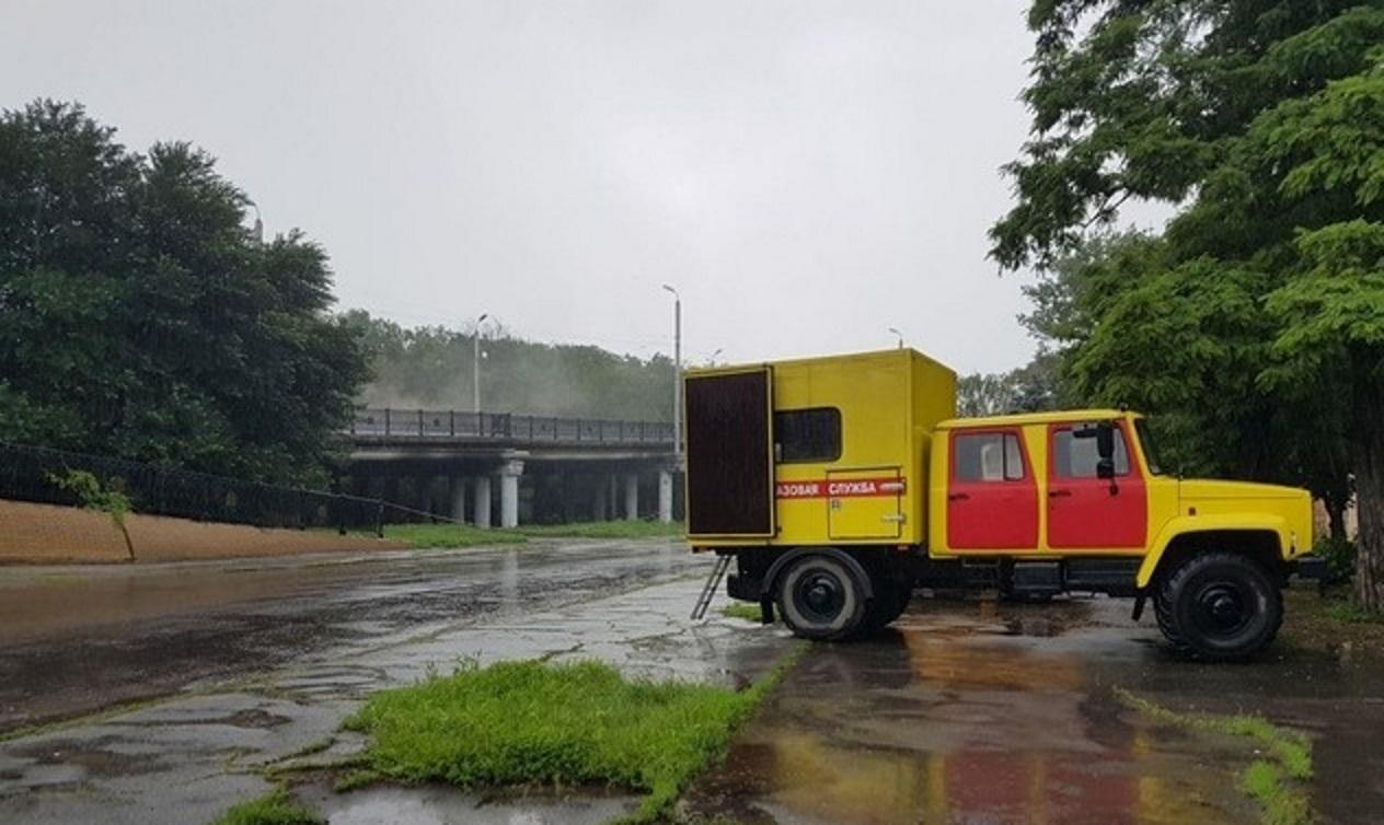 В Луганске ночью взорвался газопровод. Это второй взрыв за этот год