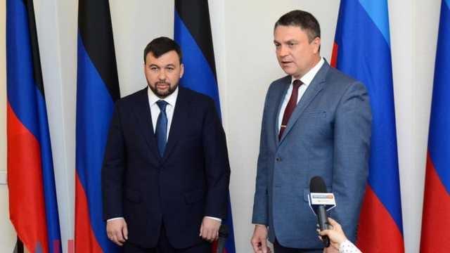 «Внешторгсервис» уходит с «Донбасса» и передает предприятия новому инвестору. Пасечник и Пушилин сделали совместное заявление