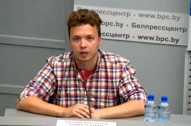 В Беларуси говорят, что «ЛНР» не направляла им запрос о суде над Протасевичем