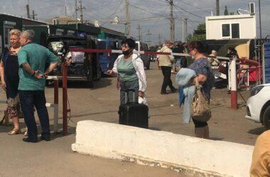Украинцев, едущих через Россию, снова просят установить приложение «Вдома». Как заплатить за тест меньше
