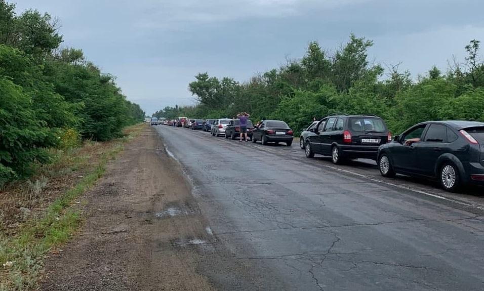 Отмена штрафов за проезд через Россию. Закон не подписан, пограничники выписывают штрафы по своему усмотрению