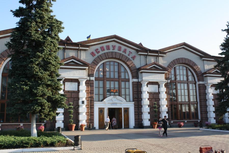 Теперь в Луганск из Ясиноватой будет ходить поезд