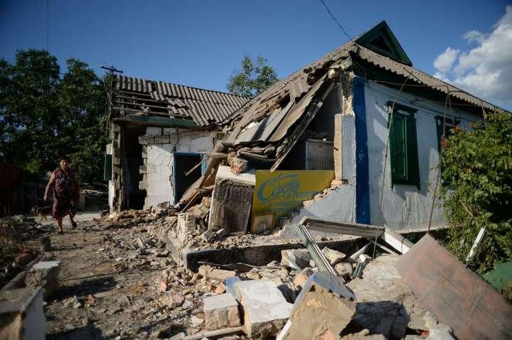 Больше сотни жителей Донбасса получили компенсации за разрушенные дома