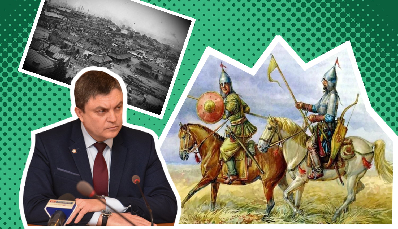 Пасечник вслед за Путиным написал свою статью про «исторически русский Донбасс»