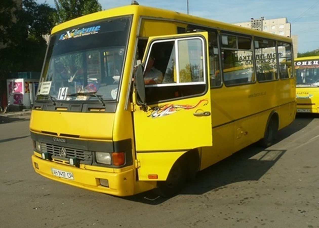 В Донецке готовятся отвозить избирателей на выборах в Госдуму в Ростовскую область