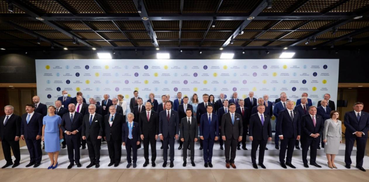 Признание России  оккупантом и другие результаты саммита Крымской платформы