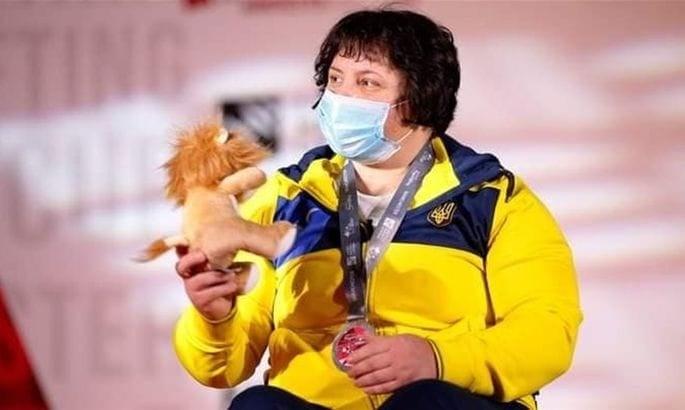 Луганская спортсменка завоевала «серебро» на Паралимпиаде-2020