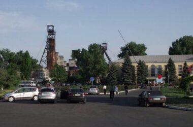 На шахте «Красный партизан» в ОРЛО оборвался подъемник. Девять горняков погибли