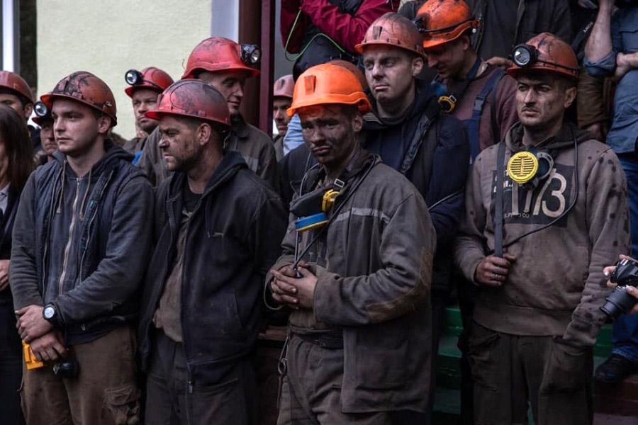 Из ОРДЛО в Якутию переселили 2000 шахтеров с семьями