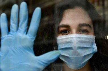 В «ДНР» больничные койки полностью загружены «ковидными» пациентами