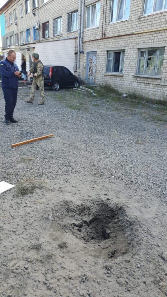 Боевики обстреляли Счастье. Ранен глава Военно-гражданской администрации