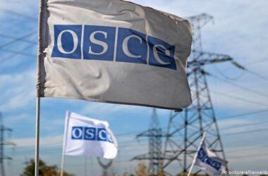 Миссия ОБСЕ прекратила работать в Донецке, но продолжает в Луганске